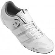 Giro Raes Techlace skor vit EU 37 2019 Landsvägsskor med klickfäste