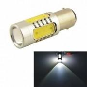 Bec LED High Power P21W 5-SMD 7.5W pentru Frana