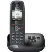 Siemens Téléphone sans fil SIEMENS GIGASET AS405A noir