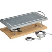 KitchenCraft Artesà - Raclette Set - 1 Set