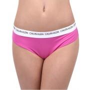 Calvin Klein Plavkové kalhotky Brazilian Hipster CK Logo KW0KW00629-658 Phlox Pink M