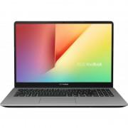 Laptop Asus VivoBook S15 S530FA-BQ076 15.6 inch FHD Intel Core i5-8265U 8GB DDR4 1TB HDD 128GB SSD Endless OS Gun Metal