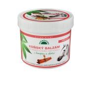 Herbavera Balsam cu extract de scortisoara, canepa si capsicina