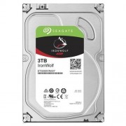 Hard Drive Seagate IronWolf HDD 3.5'' 3TB 5900 RPM SATA III 6Gb/s 64MB | ST3000VN007
