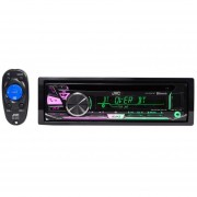 Autoestereo JVC KD-RD97BT con Bluetooth-Negro