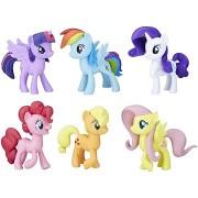 My Little Pony 6 darabos póni kollekció