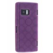 TPU Gel Case for Nokia X6 - Nokia Soft Cover (Purple)