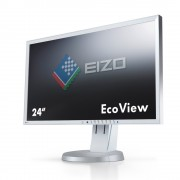 EIZO Monitor LCD 24,1' EV2416WFS3-BK, Wide (16:10), TN, LED, FlexStand 3, grey