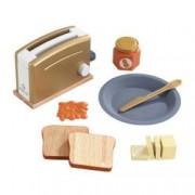 Accesorii pentru bucatarie Modern Metallics TM Toaster Set - Kidkraft