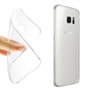 Husa Samsung Galaxy S7 G930 Super Slim 0.5mm Silicon Gel TPU Transparenta
