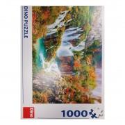 Dino Puzzle 1000 KOM Plitvička jezera