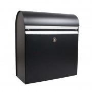 Robust letterbox KS200, black