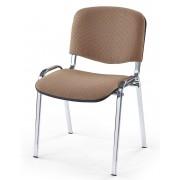Producent: Profeos Krzesło konferencyjne biurowe Dilos 3X - beżowe