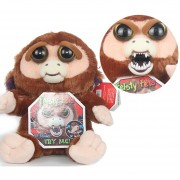 Peluche Con Cara Cambiable Feisty Pets E-Thinker FP003-Punk Master