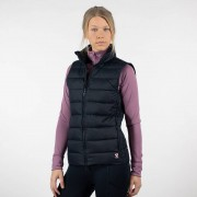 Horze Avery Gevoerde Club Bodywarmer, unisex - Navy Dark blue - Size: Small