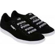 Puma Puma Vikky Ribbon Bold Sneakers For Women(Black)