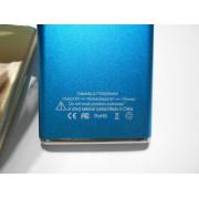 Baterie externa IPHONE 8400 - ultra slim - lanterna inclusa - micro baterie ultra slim - ultra subtire 79grame