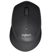 Logitech Mouse Ottico Standard Nero USB Wireless , pulsanti 3, 910-004909