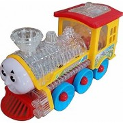 Thomas Engine Train Toy with Colorful Light and Swirls Awesome Sound