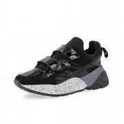 Tomasino Sneaker con lacci in velcro e suola 5cm