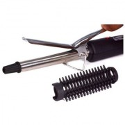 Latest Hair Curler NHC 471 With Advance Technology For Women (Black Color) Shinko