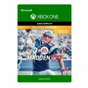 xbox one madden nfl 17: deluxe edition digital