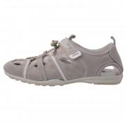 Adidasi copii, din piele naturala, marca sOliver, 5-54106-26-3, bej