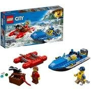 Lego Wild River Escape 60176 - Toyset for Kids 5+ Years/Birthday Gift for Children