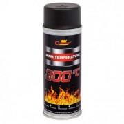 Spray vopsea negru CHAMPION etriere ,universal rezistent termic 800°C 400ml