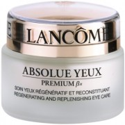Lancôme Absolue Premium ßx creme fortificante contorno dos olhos (Regenerating and Replenishing Eye Care) 20 ml