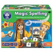 Joc Educativ In Limba Engleza Silabisirea Magica Magic Spelling