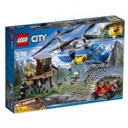Lego Festnahme in den Bergen