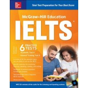 McGraw-Hill Education Ielts, Second Edition [With CD (Audio)], Paperback