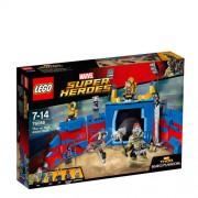 LEGO Super Heroes Thor vs. Hulk: arenagevecht 76088