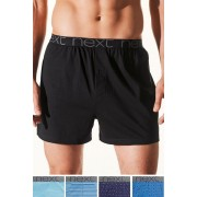 Next Fashion Mixed Loose Fit Four Pack - Blue - Mens