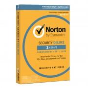 Symantec Norton Security Deluxe 3.0 Edição 2020 3 Dispositivos 2 Anos