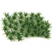 ELECTROPRIME® 62Pcs Sword Grass & Palm Tree Model Trees Train RR Landscape Scenery Layout