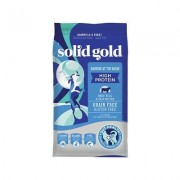 Solid Gold Barking at the Moon with Beef, Eggs & Peas Grain-Free Dry Dog Food, 4-lb bag