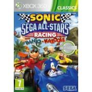 Sonic All Stars Racing Transformed Classics Xbox36