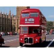 Revell - 07651 - London Bus - Model Kit 1:24-Revell
