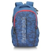 Fastrack A0738NBL01 24 L Laptop Backpack(Blue)