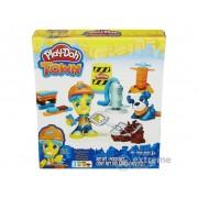 Figurine Play-Doh Town, drumari