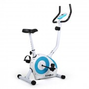 Klarfit Mobi FX250 Exercise Bike велоергометър, пулсомер (FIT4-Mobi FX 250 wh-)