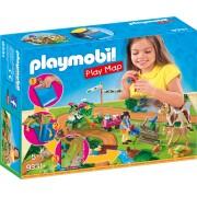 PLANSA DE JOACA -PLIMBARE CU CALUTI - PLAYMOBIL (PM9331)