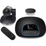 Logitech Webcam Profissional Group (Microfone Incorporado)