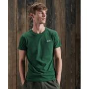 Superdry Vintage T-Shirt aus Bio-Baumwolle mit Stickerei aus der Orange L XS grün