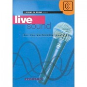 Hal Leonard Live Sound for the Performing Musician Libros técnicos