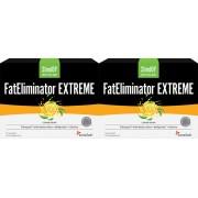 Sensilab FatEliminator EXTREME - nápoj na vázání tuků s citrónovou příchutí. 2x 14 sáčků na 14 dní