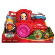 Hasbro 31942 Playskool Poppin Park Poppin Park Roll N Pop Express