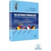 Mic dictionar terminologic pentru domeniul Schengen - Iuliana Jidovu